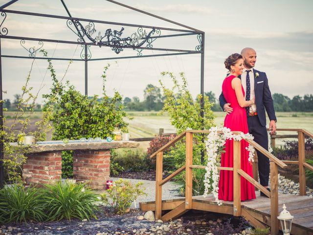 Il matrimonio di Emanuele e Sara a Pavia, Pavia 49
