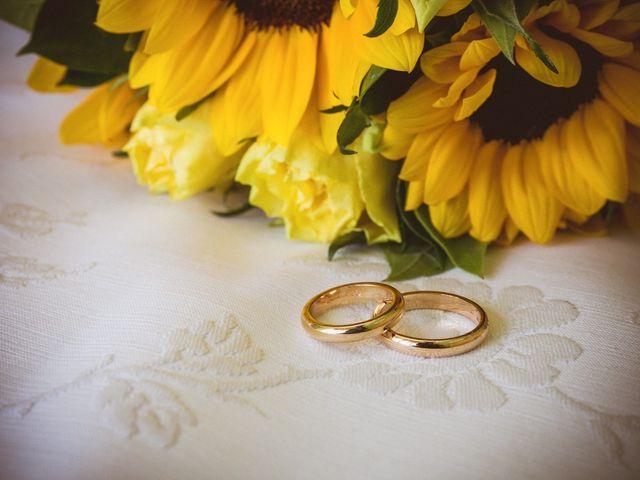Il matrimonio di Marino e Paola a Carassai, Ascoli Piceno 12