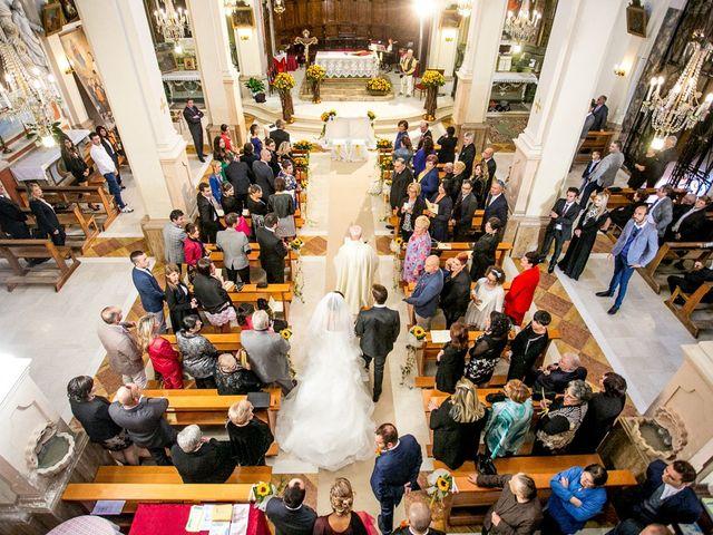 Il matrimonio di Marino e Paola a Carassai, Ascoli Piceno 20