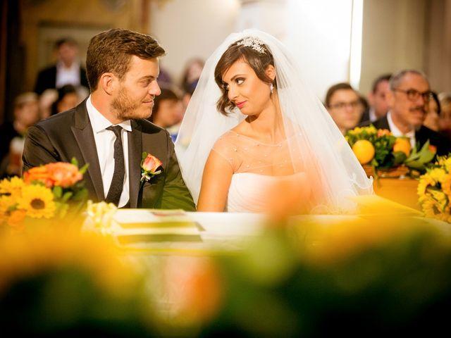 Il matrimonio di Marino e Paola a Carassai, Ascoli Piceno 21