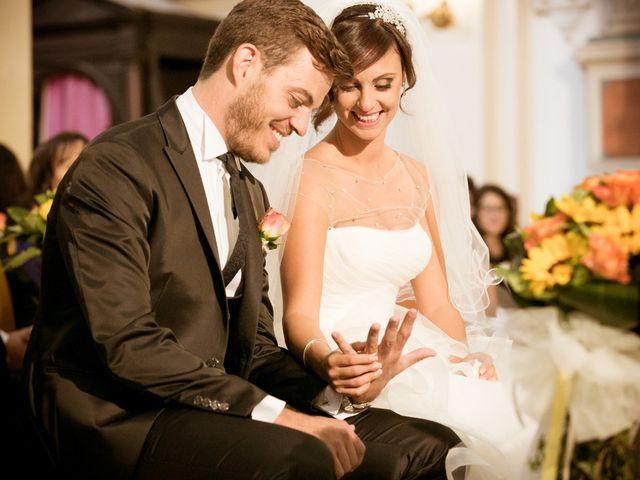 Il matrimonio di Marino e Paola a Carassai, Ascoli Piceno 23