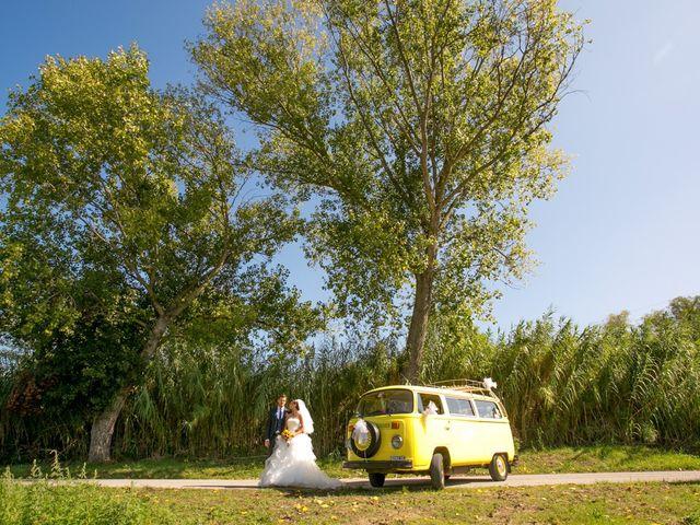 Il matrimonio di Marino e Paola a Carassai, Ascoli Piceno 25