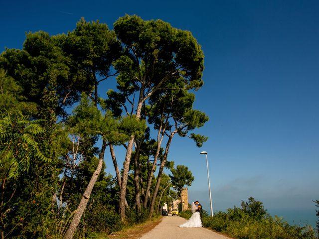 Il matrimonio di Marino e Paola a Carassai, Ascoli Piceno 26