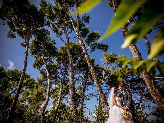 Il matrimonio di Marino e Paola a Carassai, Ascoli Piceno 27