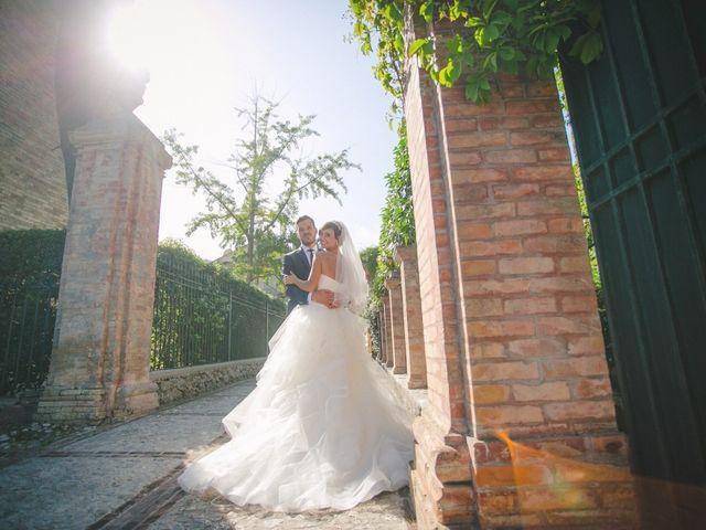 Il matrimonio di Marino e Paola a Carassai, Ascoli Piceno 28