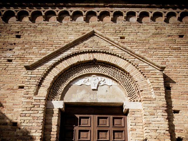 Il matrimonio di Marino e Paola a Carassai, Ascoli Piceno 30