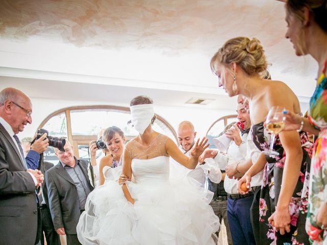Il matrimonio di Marino e Paola a Carassai, Ascoli Piceno 34