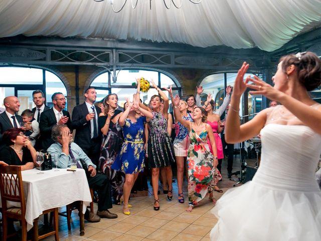Il matrimonio di Marino e Paola a Carassai, Ascoli Piceno 39