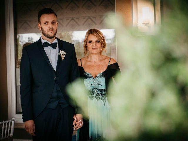 Il matrimonio di Nabila e Nicholas a Roma, Roma 10