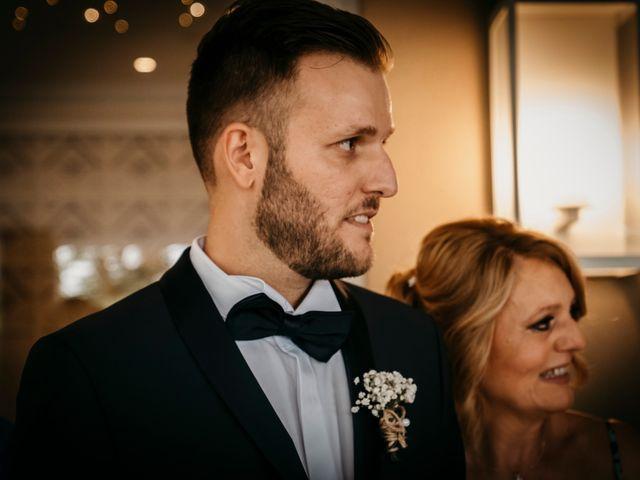 Il matrimonio di Nabila e Nicholas a Roma, Roma 12