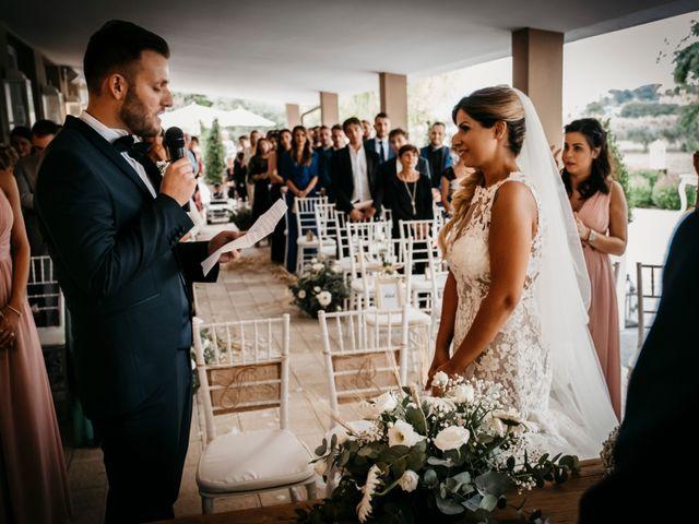 Il matrimonio di Nabila e Nicholas a Roma, Roma 14