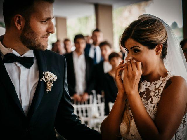 Il matrimonio di Nabila e Nicholas a Roma, Roma 15