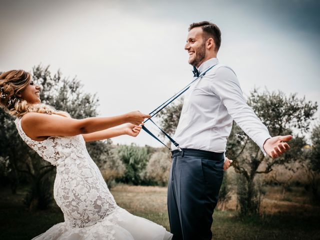 Il matrimonio di Nabila e Nicholas a Roma, Roma 17