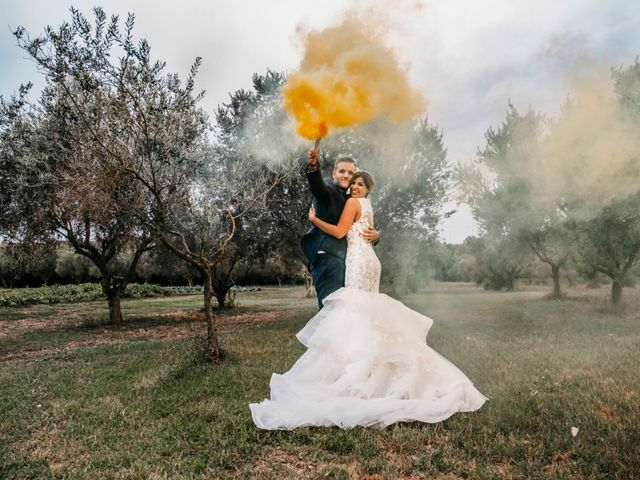 Il matrimonio di Nabila e Nicholas a Roma, Roma 18