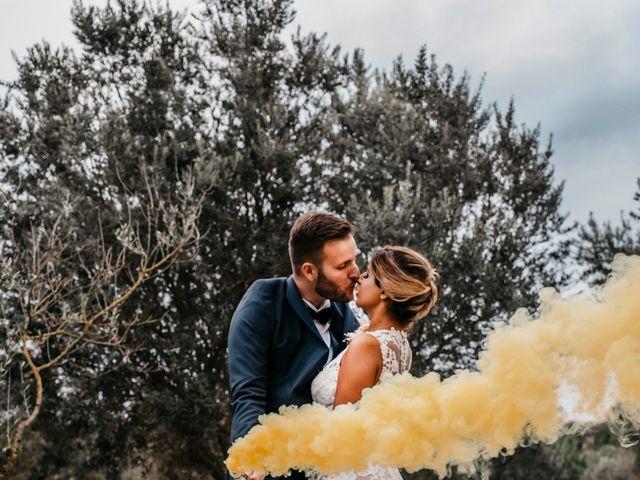 Il matrimonio di Nabila e Nicholas a Roma, Roma 1