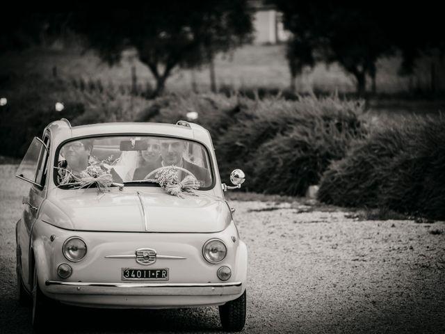 Il matrimonio di Nabila e Nicholas a Roma, Roma 27