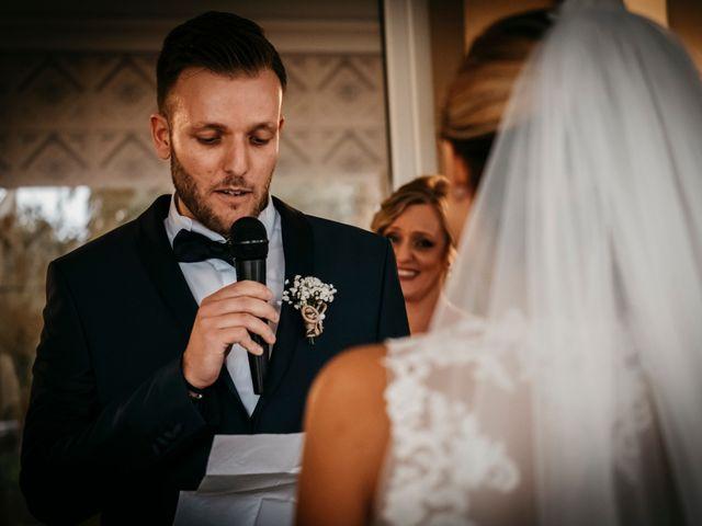 Il matrimonio di Nabila e Nicholas a Roma, Roma 30