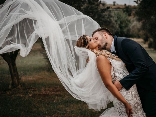Le nozze di Nicholas e Nabila