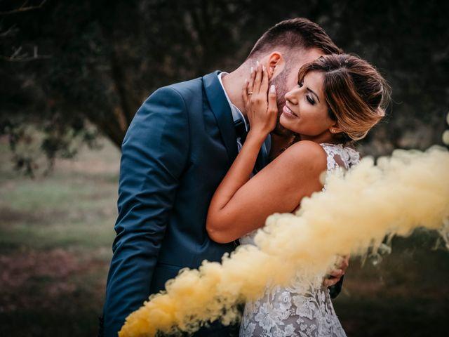 Il matrimonio di Nabila e Nicholas a Roma, Roma 35