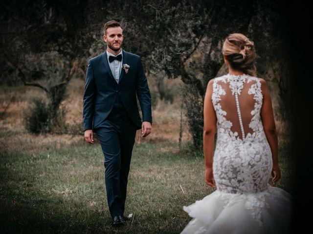 Il matrimonio di Nabila e Nicholas a Roma, Roma 42