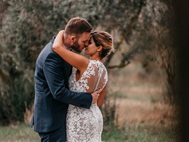 Il matrimonio di Nabila e Nicholas a Roma, Roma 43