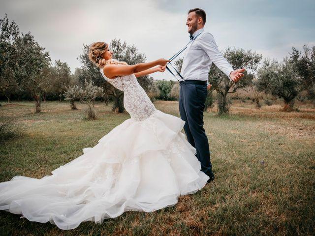 Il matrimonio di Nabila e Nicholas a Roma, Roma 45