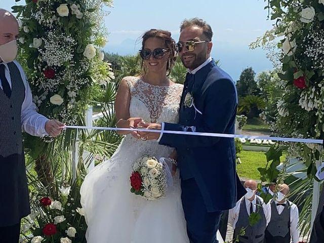 Le nozze di Assunta  e Nicola