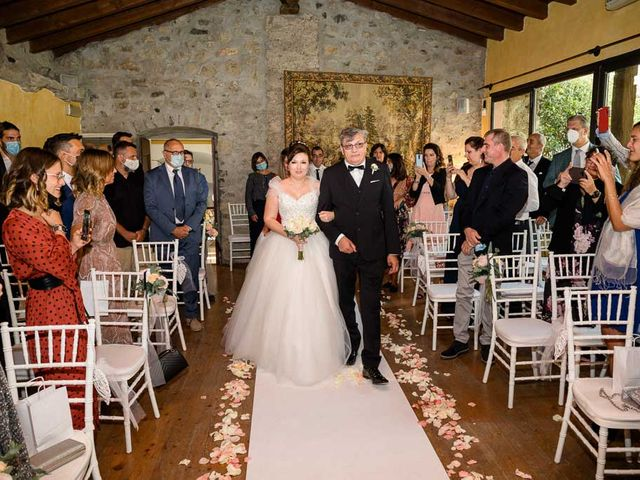 Il matrimonio di Stefano e Eleonora a Bergamo, Bergamo 55