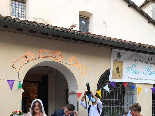 Il matrimonio di Massimiliano  e Ilenia  a L'Aquila, L'Aquila 4