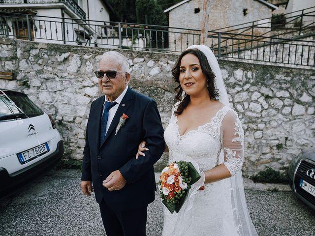 Il matrimonio di Massimiliano  e Ilenia  a L'Aquila, L'Aquila 18