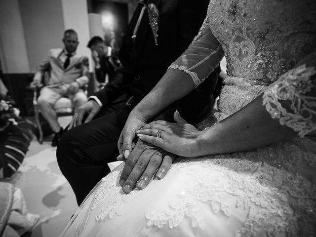 Il matrimonio di Massimiliano  e Ilenia  a L'Aquila, L'Aquila 23