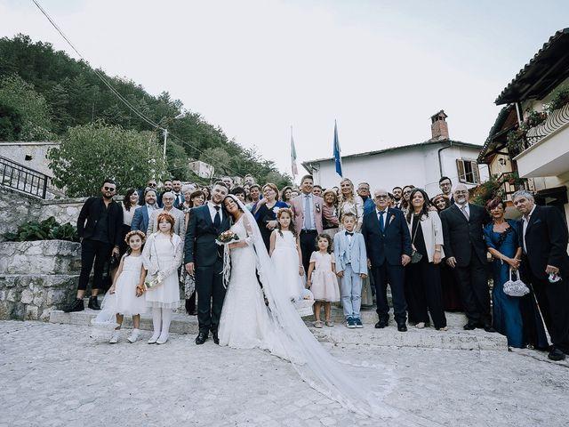 Il matrimonio di Massimiliano  e Ilenia  a L'Aquila, L'Aquila 26