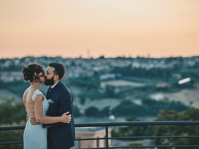 Il matrimonio di Francesca e Matteo a Apice, Benevento 22