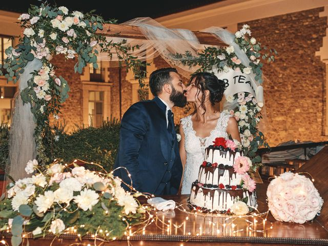 Il matrimonio di Francesca e Matteo a Apice, Benevento 34