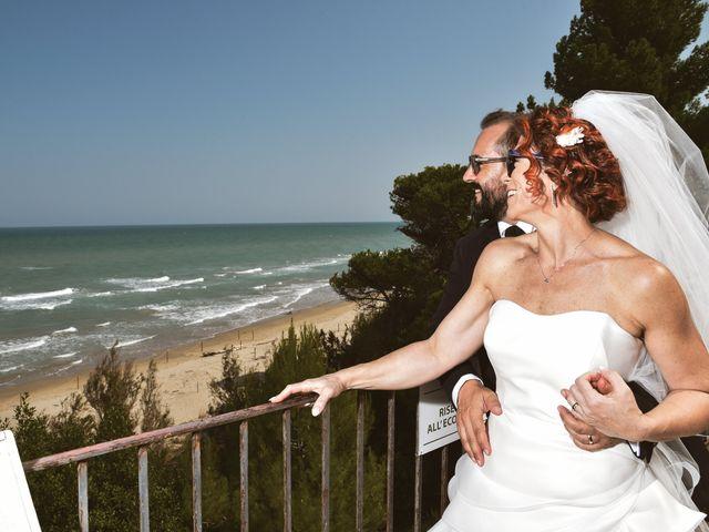 Il matrimonio di Emanuela e Antonio a Pescara, Pescara 14