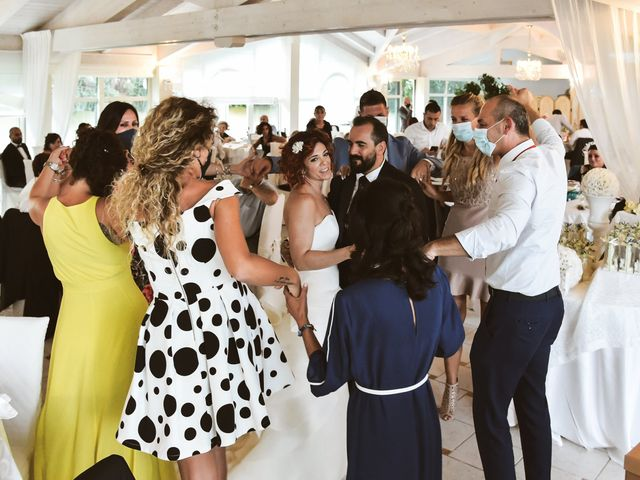 Il matrimonio di Emanuela e Antonio a Pescara, Pescara 18