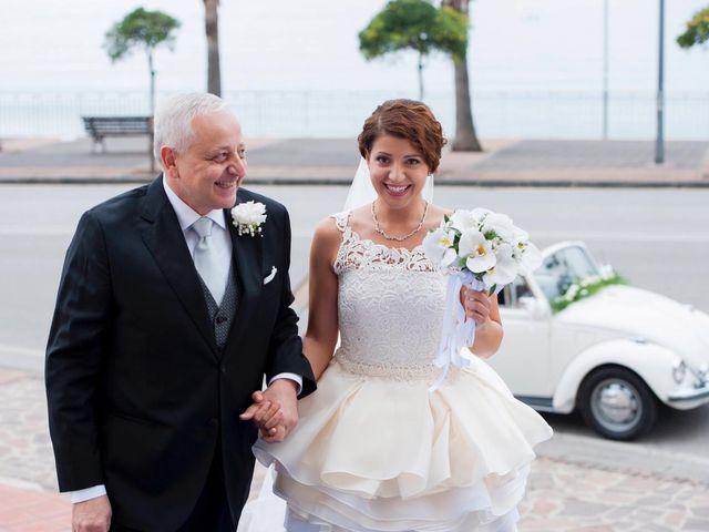 Il matrimonio di Federico e Maria a Salerno, Salerno 1