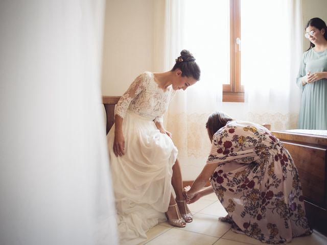 Il matrimonio di Isacco e Martina a Sant'Ambrogio di Valpolicella, Verona 18