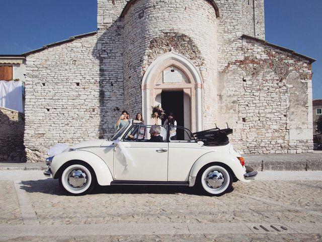 Il matrimonio di Isacco e Martina a Sant'Ambrogio di Valpolicella, Verona 25