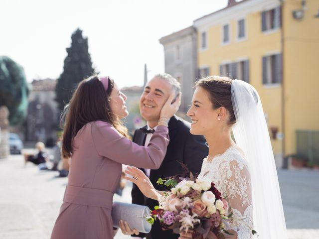 Il matrimonio di Isacco e Martina a Sant'Ambrogio di Valpolicella, Verona 29