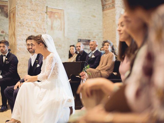Il matrimonio di Isacco e Martina a Sant'Ambrogio di Valpolicella, Verona 32