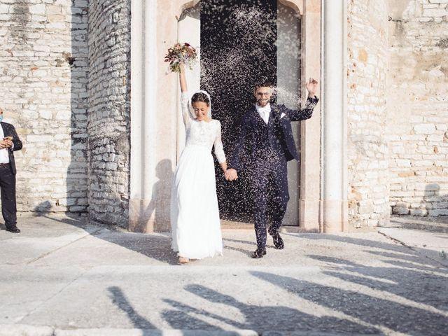 Il matrimonio di Isacco e Martina a Sant'Ambrogio di Valpolicella, Verona 37