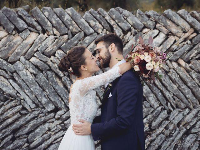 Le nozze di Martina e Isacco