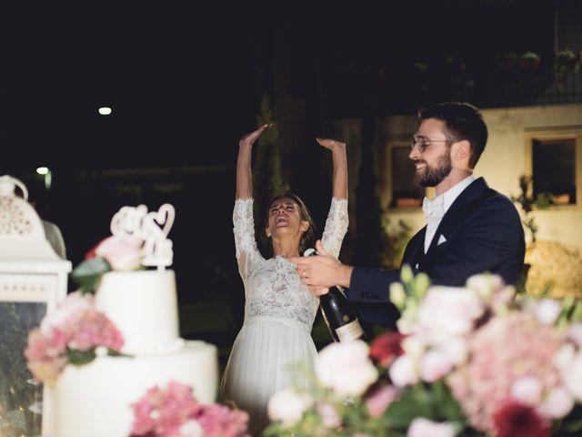 Il matrimonio di Isacco e Martina a Sant'Ambrogio di Valpolicella, Verona 77
