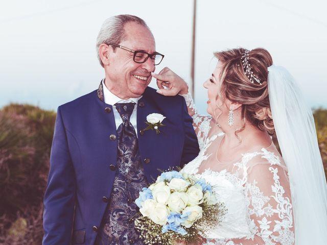 Le nozze di Enzo e Cristina