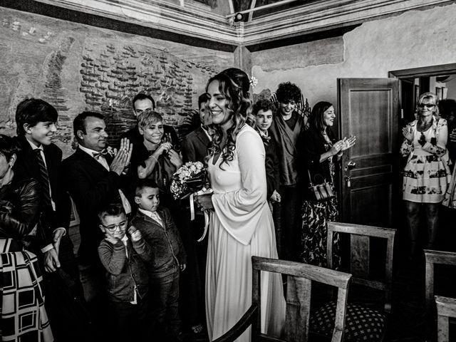Il matrimonio di Federica e Alessandro a Roma, Roma 14