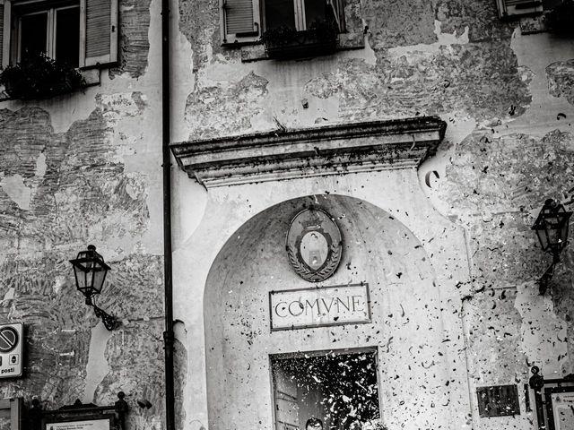 Il matrimonio di Federica e Alessandro a Roma, Roma 27