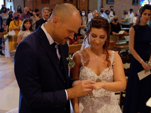 Il matrimonio di Andrea e Elisa a Cesena, Forlì-Cesena 19