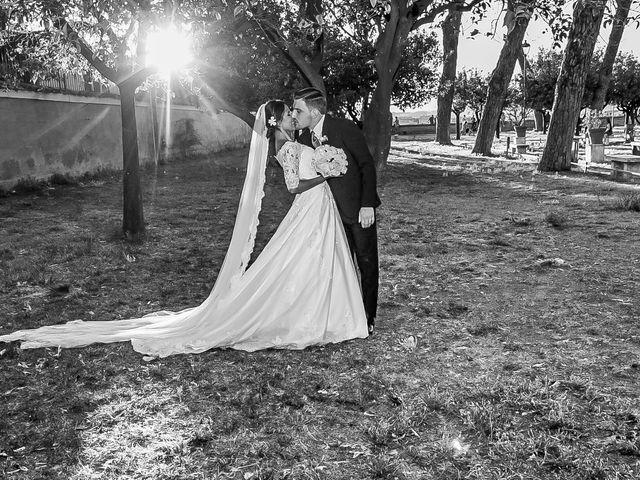 Le nozze di Rosario e Alessio