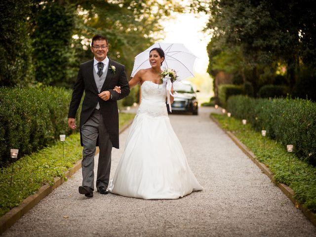 Il matrimonio di Gianpiero e Genny a Ravenna, Ravenna 12